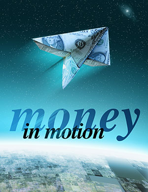 Money in Motion Cover