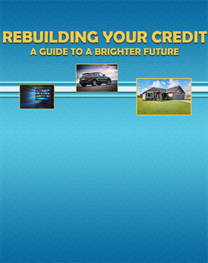 Rebuilding Your Credit cover